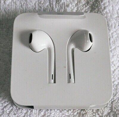 Apple Lightning EarPods for iPhone 7 Plus/8/X/11 - White - BNIP