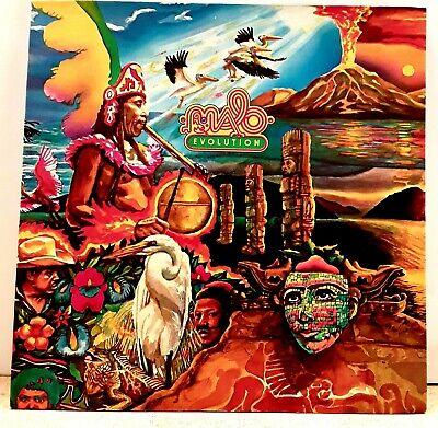 Malo Evolution 1973 Warner Bros. BS 2702 Burbank Label  VG++ VG++