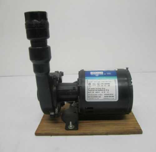 General Electric GE 5KH39EN5621AX Diamond 399096 Utility Laundry Tub Pump Motor