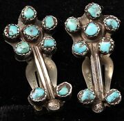 Pawn Turquoise Earrings