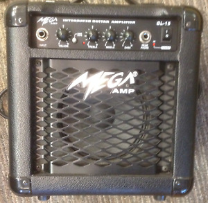 Mega Amp  Model GL-15