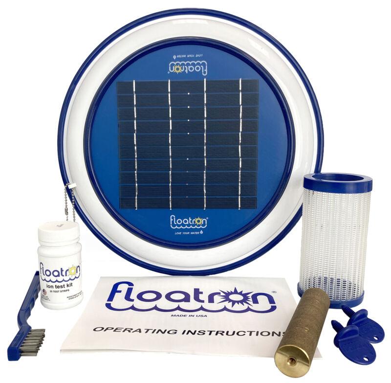floatron Original Solar Powered Water Purifier/Ionizer - Naturally Mineralized