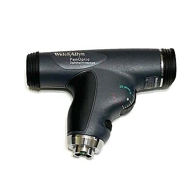 New Welch Allyn 3.5v Panoptic 11810 Ophthalmoscope No Box
