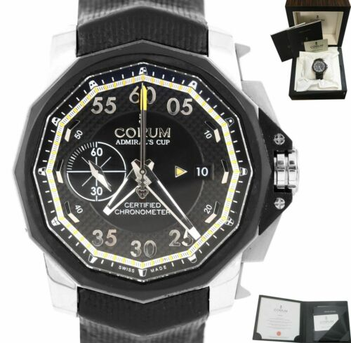 Corum Admiral's Cup SeaFender Chronograph Limited Collection 48mm Titanium Watch - watch picture 1