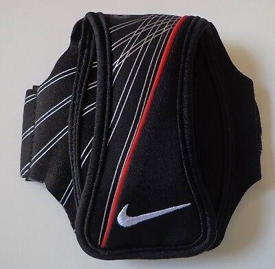 Nike Lightweight Running Arm Wallet Farbe Schwarz Weiß Rot Erwachsene Osfm Nike Running Wallet