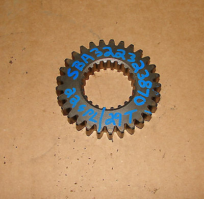 Sba322323870 Ford New Holland 1720 4wd 1st Gear