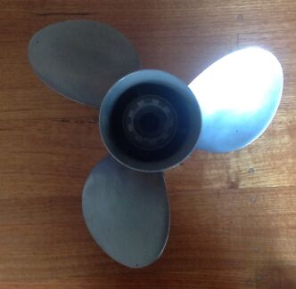 Stainless steel 3blade propellor Tullamarine Hume Area Preview
