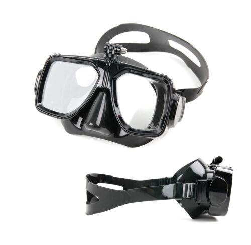 Taucherbrille mit Aufsatz für MGCOOL Explorer Pro ActionKamera Ideal zum Tauchen