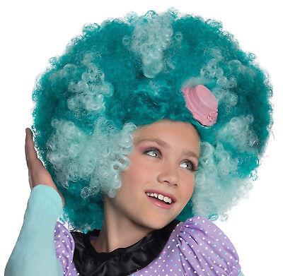 Rubie's 352913 Honey Swamp Child Wig Monster High Kinderperücke Karneval - Monster High Honey Swamp Kostüm