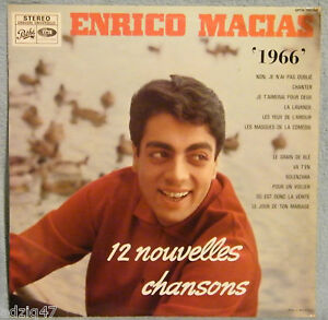 Enrico Macias Olympia 68