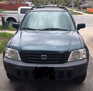 1998 HONDA CRV LX AWD