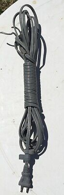 Euro-Pro Shark Electric Steam Mop S3101 Replacement Power Cord only (20 Feet) (Euro Pro Steam Mop)