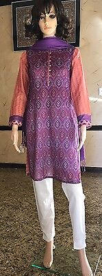 Одежда Salwar India Pakistan Firdaus Lawn