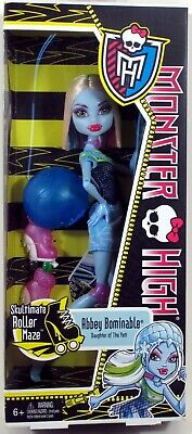 Monster High Roller Maze ABBEY BOMINABLE 10.5