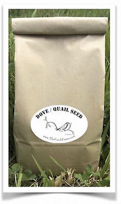 The Finch Farm Co.'s Hand-mixed Pet Dove & Quail Bird Seed