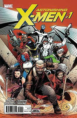 ASTONISHING X-MEN #1 - MARVEL 2017 - US-COMIC - ENGLISCH - C827