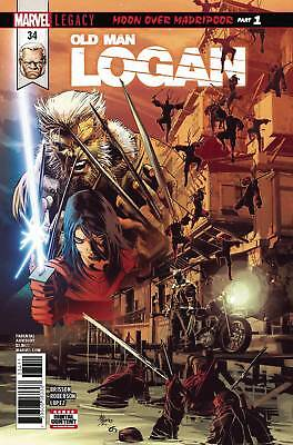 OLD MAN LOGAN #34 LEG - MARVEL - US-COMIC - D757