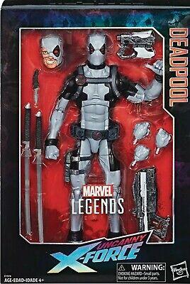 Marvel Legends 12 Inch Figure Uncanny X-Force Giant Series - X-Force Deadpool