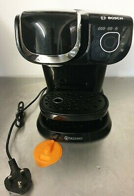 TASSIMO by Bosch My Way TAS6002GB Coffee Machine - Black -