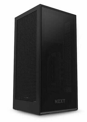 NZXT H1 Tempered Glass Mini-ITX Case **FIX KIT INCLUDED IN BOX** matte black