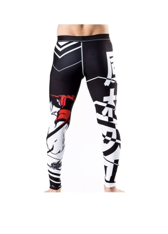 Fusion Fight Gear Street Fighter Ryu Spats XLarge
