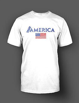 Grunt Apparel Team America White T's