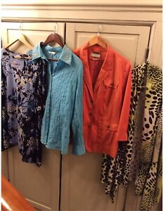 Women's Clothing   (15 + 1 free) Size 16. (See details)