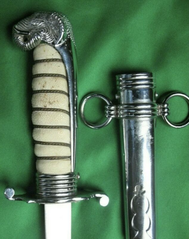 Short Thai Sword Dagger