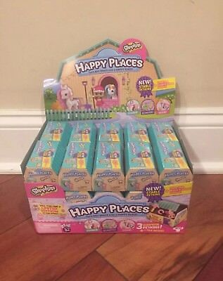 Shopkins petkins stable happy places full case of 30