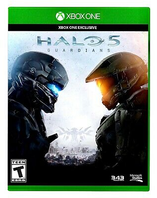 Halo 5: Guardians (Xbox One) BRAND NEW FACTORY SEALED Free shipping XB1