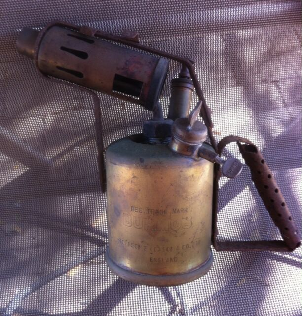 Old Fashioned Blowtorch Collectables Gumtree Australia