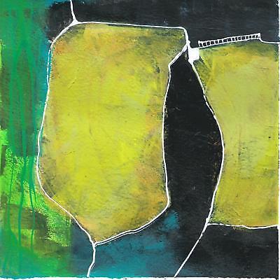 05536 - Barbara BERGER - Acryl - Original - 20x20