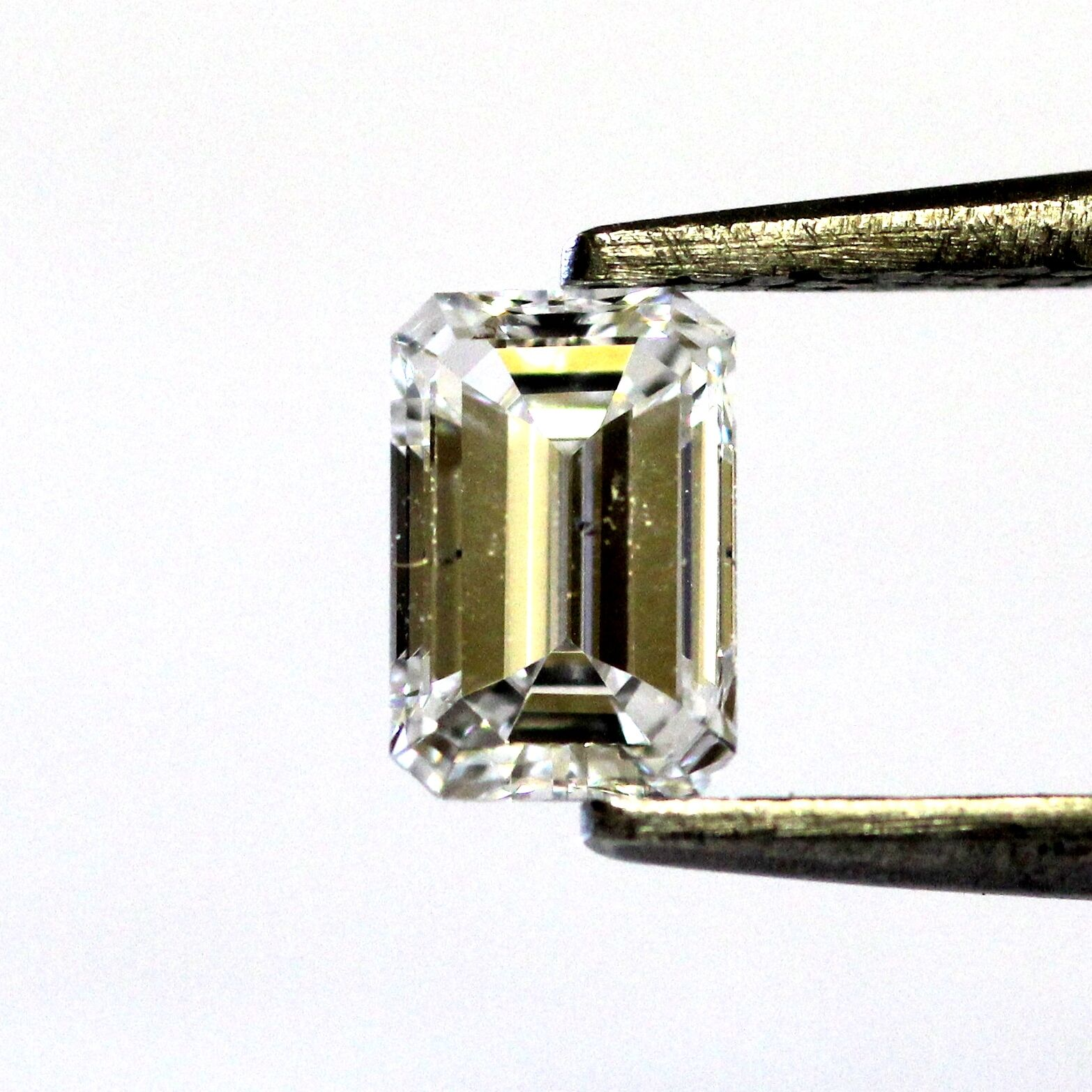 .70ct emerald cut loose diamond GIA Certified SI2 E 6.34 X 4.24 X 2.78MM vintage