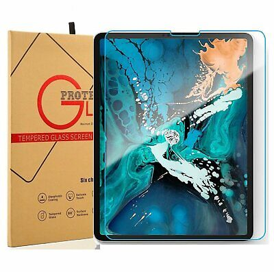 Tempered Glass Screen protector for iPad Pro 12.9-inch 3rd Generation 2018 Computers/Tablets & Networking