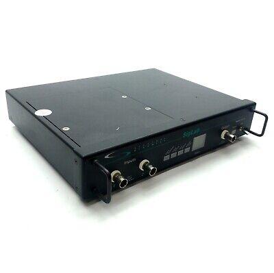 Spectral Dynamics Siglab 50-21 Dynamic Signal Analyzer 50khz Bandwidth 2in 1out