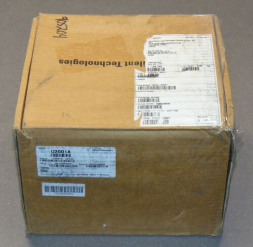 New Agilent HP U2001A 10 MHz - 6 GHz USB Power Sensor Option 100