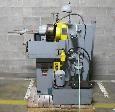 Oliver 3 Drill Grinder Model 600 3 Ph Sharpener 2 Hp W Superflow Pump 14 Hp