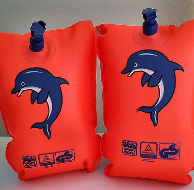 Schwimmflügel 1 bis 6 Jahre 11-30kg NEU+OVP