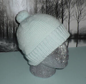 KNITTING PATTERN ONLY-SIMPLE BOBBLE BEANIE  POM POM HAT KNITTING PATTERN