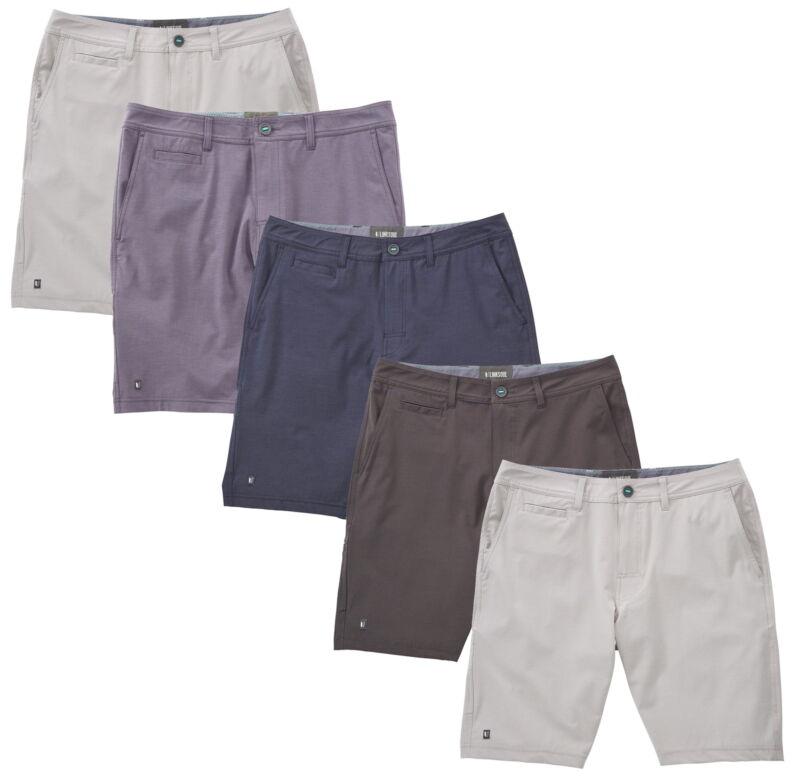 Linksoul Solid Boardwalker Short Mens Golf Shorts LS6511 - New 2021