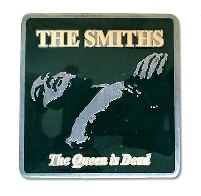 THE SMITHS! MORRISSEY QUEEN IS DEAD BELT BUCKLE NEW