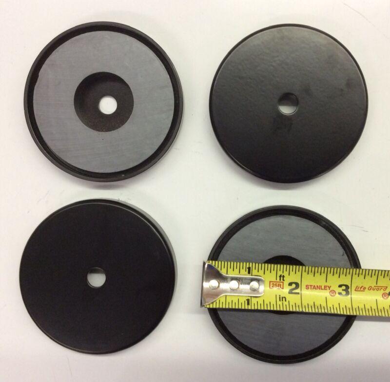 Whelen Lightbar Magnet for mini light bar set of 4 Black
