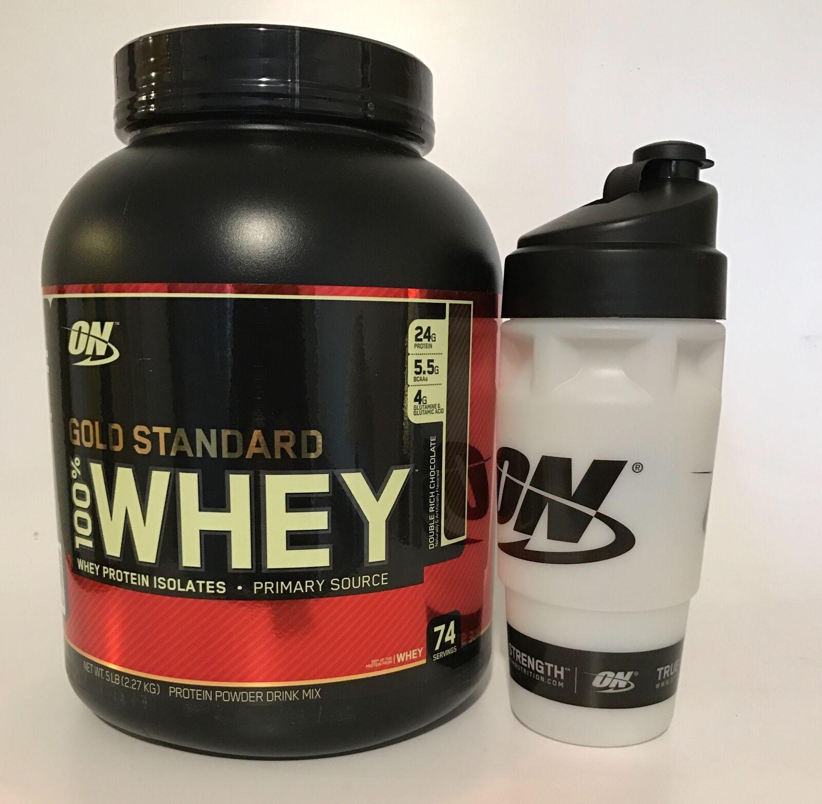 Optimum Nutrition Optimum Gold Standard 100% Whey 5 Lb Pr...