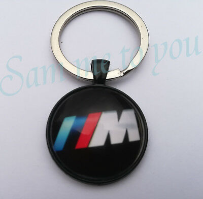 BMW M3 Car Badge Keyring Keychain Handmade Laser Cut Clear Acrylic Gift