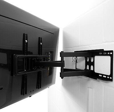 Hochwertige QLED VESA Wandhalterung dreh/neigbar f. Samsung TV GQ55Q9FN GQ65Q9FN ()