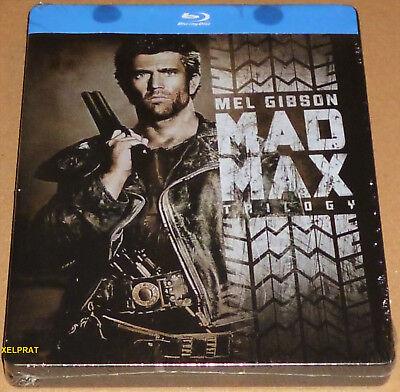 MAD MAX TRILOGIA - AREA B - Caja metalica/metal box - Precintada comprar usado  Enviando para Brazil