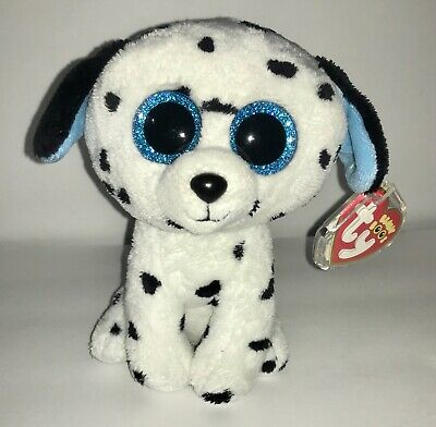 - TY FETCH BLACK & WHITE DALMATIAN  6