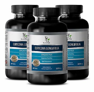 Aphrodisiac agent EURYCOMA LONGIFOLIA Longjack  Higher sex drive supplement (Long Jack Supplement)
