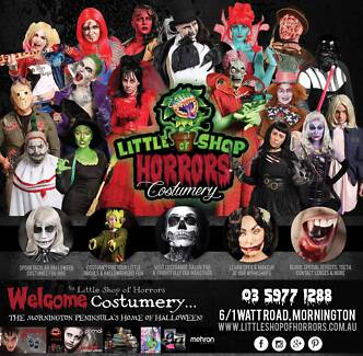 Little Shop of Horrors Costumery - The Home of Halloween!