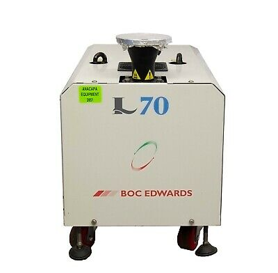 Boc Edwards L70 Semiconductor Dry Vacuum Pump System Used 2851